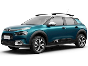 Citroen C4 Cactus Vti 115 Feel Pack Aut nuevo color A eleccion financiado en cuotas(anticipo $465.000)
