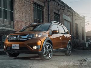 Honda BR-V Prime Aut financiado en mensualidades mensualidades desde $4,293