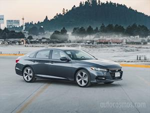 Honda Accord EX financiado en mensualidades enganche $67,580