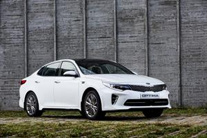 foto Kia Optima 2.0L Turbo GDI SXL (2019)