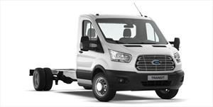 Ford Transit Diesel Chasis Cabina Mediana nuevo color A eleccion precio $505,000
