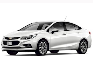 Chevrolet Cruze LT financiado en cuotas anticipo $279.570