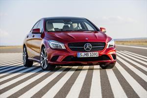Foto venta Auto nuevo Mercedes Benz Clase CLA 200 CGI color A eleccion precio $545,000