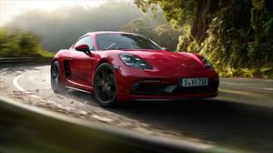Porsche 718 Cayman GTS nuevo color A eleccion precio $1,497,731