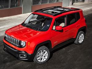 Foto Jeep Renegade Trailhawk 4x4 financiado