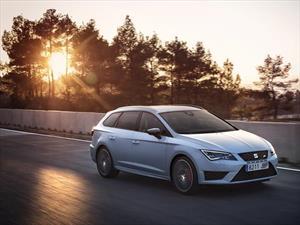 Foto SEAT Leon ST 1.4L Aut nuevo color A eleccion precio $388,600