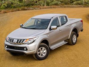 Mitsubishi L200 GLS 4x2 Gasolina financiado en mensualidades enganche $152,200 mensualidades desde $35,990