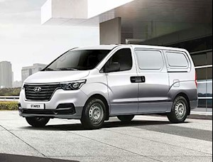 foto Hyundai Starex Cargo Van (2019)