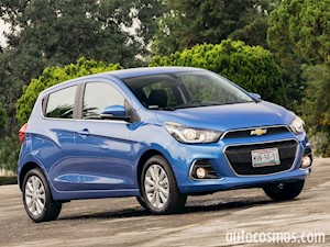 Foto Chevrolet Spark LTZ CVT financiado