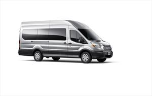 foto Ford Transit Gasolina 15 Pasajeros nuevo color A elección precio $902,800