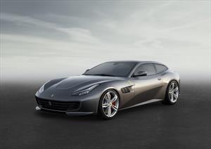foto Ferrari GTC4LUSSO