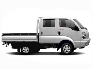 KIA K2500 TCi Doble Cabina nuevo color A eleccion precio u$s24.900
