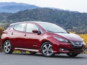 Foto venta Auto nuevo Nissan Leaf SL Bitono 40 kW color A eleccion precio $763,300