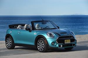MINI Cooper Convertible S Hot Chili Aut nuevo color A eleccion precio $640,000