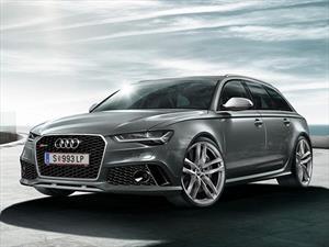 foto Audi RS6 4.0L Avant TFSI Tiptronic Quattro (2019)