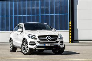 Foto Mercedes Benz Clase GLE Coupe 43 AMG nuevo color Plata precio $1,250,000