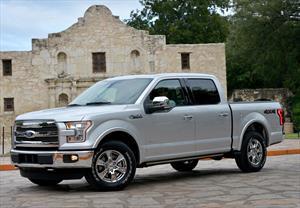 Foto Ford Lobo Doble Cabina Platinum 4x4 nuevo color A eleccion precio $1,071,100