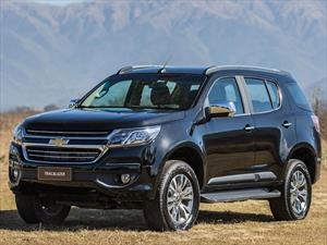 Foto Chevrolet Trailblazer 2.8 4x4 LTZ Aut financiado