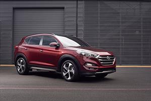 Hyundai Tucson GLS nuevo color A eleccion precio $411,400