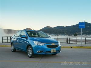 Foto Chevrolet Aveo LT  nuevo color A eleccion precio $242,000
