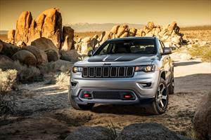 Jeep Grand Cherokee Trailhawk 5.7L 4x4 nuevo color A eleccion precio $1,072,900