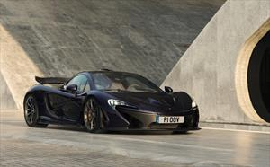 McLaren Automotive P1