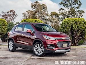 Foto venta Auto nuevo Chevrolet Trax LS color Naranja precio $296,500