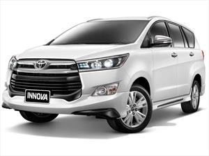 foto Toyota Innova SRV 2.7 Aut 8 Pas nuevo color A elección precio $3.481.700