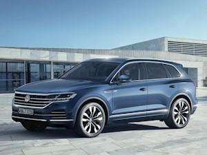Volkswagen Touareg 3.0L TDI V6 R-Line  nuevo precio $75.990.000