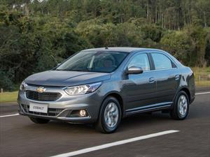 Chevrolet Cobalt LT financiado en cuotas anticipo $114.435