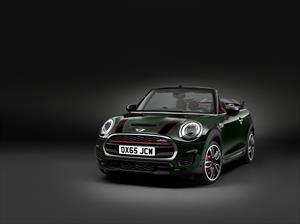 MINI John Cooper Works Convertible Hot Chili Aut nuevo color A eleccion precio $776,000