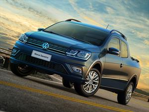 Volkswagen Saveiro 1.6 Cabina Doble Highline financiado en cuotas anticipo $190.000 cuotas desde $7.800