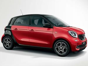 foto smart Forfour City (2020)