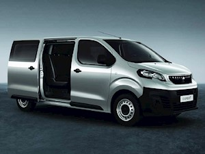 foto Peugeot Expert Furgón 1.6 HDi Premium 6 Plazas nuevo color A elección precio $2.373.300