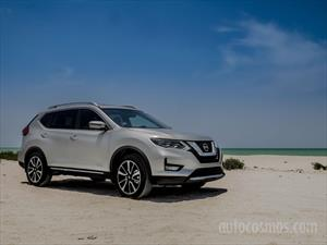 Nissan X-Trail Exclusive 2 Row financiado en mensualidades enganche $83,640 mensualidades desde $10,770