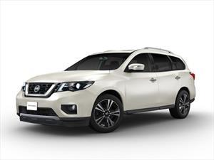 Nissan Pathfinder 3.5L Exclusive 4x4 nuevo precio $33.532.000