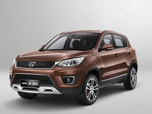 foto BAIC X35 1.5L 5MT Luxury (2019)