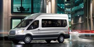 Ford Transit Diesel 15 Pasajeros nuevo color A eleccion precio $714,600