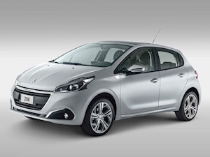 Foto Peugeot 208 Urban Tech 1.6 Edicion Limitada financiado