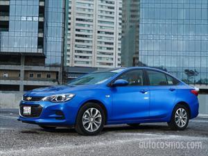 Chevrolet Cavalier LS nuevo color A eleccion precio $258,200