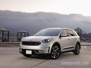 Foto Kia Niro 1.6L GDI EX financiado