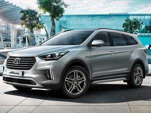 Foto venta Auto nuevo Hyundai Grand Santa Fe GLS 2.2 CRDi 4x4 7 pas Aut color A eleccion precio $2.599.660