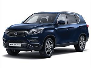Ssangyong Rexton G4 Active 4x2 (2018)
