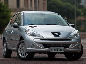 Foto Peugeot 207 Compact 1.4 Active 5P financiado