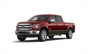 Ford Lobo Doble Cabina XLT 4x2 V8 financiado en mensualidades enganche $73,280