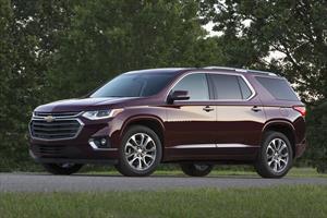 foto Chevrolet Traverse LS