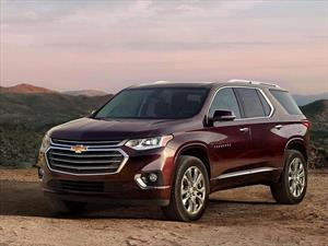 Chevrolet Traverse  3.6L LT 4x4 nuevo precio $30.740.000