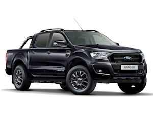 Foto Ford Ranger Black Edition 3.2L 4x4 TDi CD Aut financiado