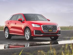Audi Q2 35 TFSI Dynamic financiado en mensualidades enganche $187,940 mensualidades desde $4,399