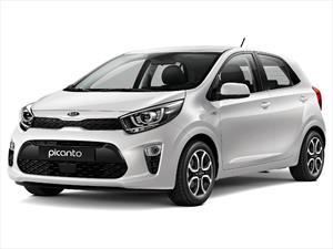 Foto venta Carro nuevo KIA Picanto 1.2L   color Acero precio $32.500.000